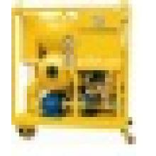 Hohe leistungsfähige 6000L / H Vakuumtransformator-Öl-Raffinerie-Anlage