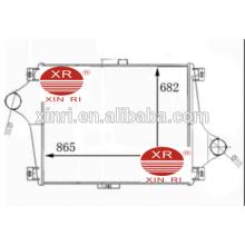China Hersteller liefern Aluminium-Ladeluftkühler für RENAULT LKW-Ladeluftkühler 5000749470 NISSENS: RE4019
