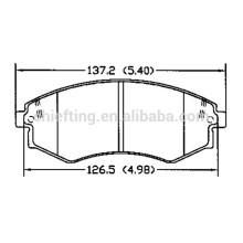 D700 58101-28A00 for MK brake pad