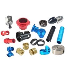 Fresagem, torneamento personalizado, peças de usinagem CNC de alumínio