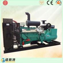 Conjunto de gerador diesel 300kw com motor Weichai