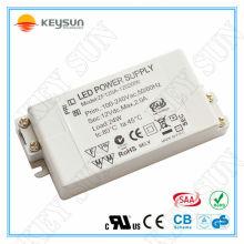 2000mA Konstante Spannung LED-Treiber 12V 24W AC / DC-Netzteil