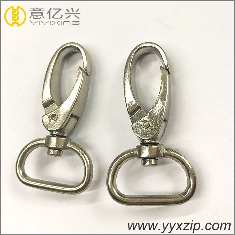 Metal Swivel Snap Hooks