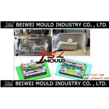 Molde / molde de acabamento de porta automática de plástico