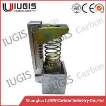 Silver Carbon Brush Holder for Industry Carbon Brush