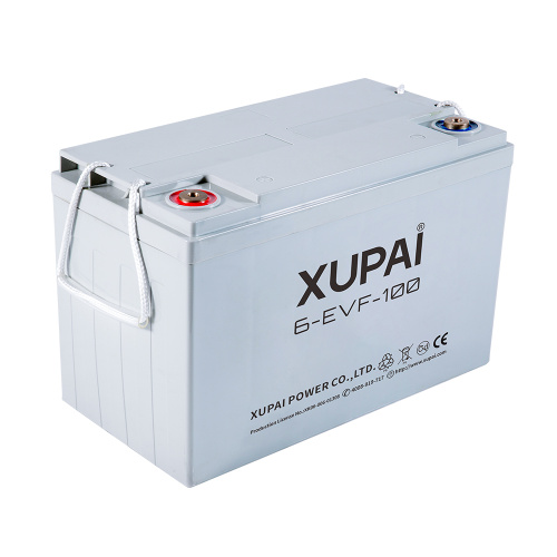 Batterie tricycle électrique 12V 100Ah 6-EVF-100 (3hr) XUPAI