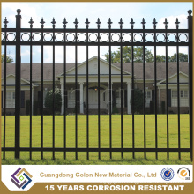 Fence for Villas, Garden Fence Decoration, White Picket Fence