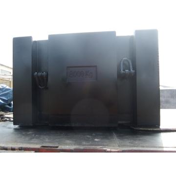 8t Iron Cast Counter Gewicht