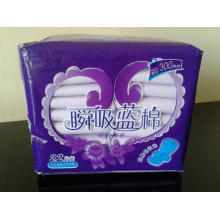 300mm Night Use Mesh Surface Sanitary Napkins
