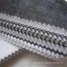 Business Suit Embroidery Nonwoven Fusing Interlining