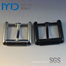 Silber Gürtelschnalle Custom Metal Gürtel Pin Buckles