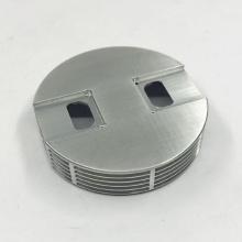 Bearbeitete Drehteile aus Aluminium