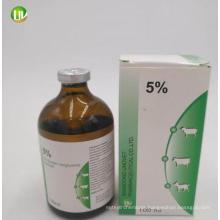 5% flunixin meglumine hot selling water solution drug