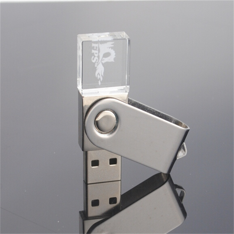 Crystal USB Memory Stick