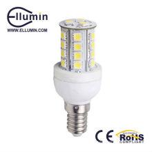 plastic cover e14 led 360 degree corn light