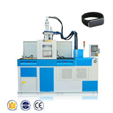 High Efficiency Vertical Double Slide Injection Machine