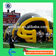 Inflatable baseball sport tunnel PVC cheap inflatable entrance tunnel for sale