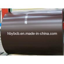 Desinged Prepainted Bobina de acero galvanizado (PPGI / PPGL) / Acero Galvanzied revestido del color
