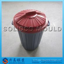 Heavy Duty Plastic Pails,plastic pails with cover mould