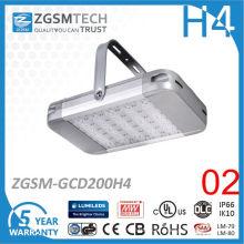 Luz barata de la bahía de 200W LED con el sensor de movimiento IP66