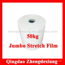 Jumbo roll Stretch Film Used for Rewinding--50kg