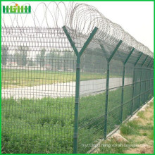 358 Securoty Fence Prison Mesh/Anti Climb Fence/Airport Fencing