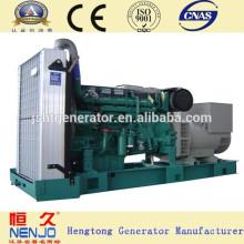 Grupo electrógeno diesel VOLVO 375Kva con Wrie 100% de cobre