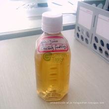 Bebida de suco de maçã na China com padrão Brc