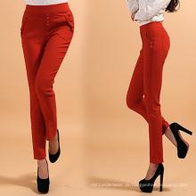Art und Weise Dame Model Pants, Multi Farben Hosen