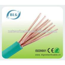 BLG Cable de alimentación eléctrica aislada en PVC