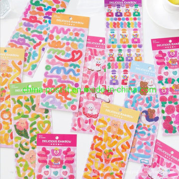 Shiny DIY Decorating Colorful Stickers