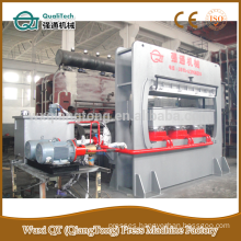 Wood mouldings press machine / decorative moulding machine/ mdf skirting machine
