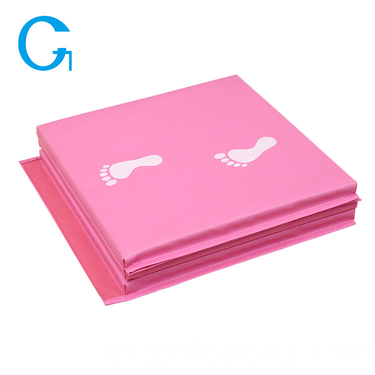 Tri-Fold Folding Exercise Mat