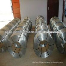 Fio de ferro galvanizado a quente