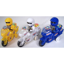 Police Motorbike Toy Candy (101003)