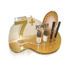 Personnalise Perspex Point of Sale Merchandise Display für Kosmetik