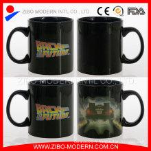 Modification de la couleur Sublimation magique Mug / Cup Température Chaleur sensible à la chaleur Changement de couleur