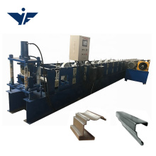 Square type rain gutter roll forming machine for sale