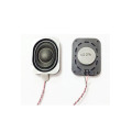FBMR3040 8ohm 1w rectangular speaker for home system