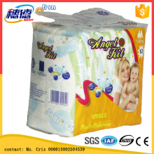 Wholesale Happy Messengers Breathable Sleepy Baby Diapers