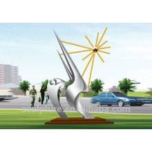 2016 Nova Aparência De Modelo De Cidade De Alta Qualidade Representante Da Escultura