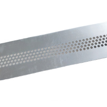 Metal 304 316 Stainless Steel Punched hole Plate Perforated  Sheet Punching Hole