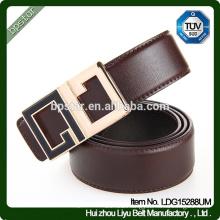 Fashion Real Leather Metal Mens Man Ceinture Buckle Belt Men's Belt/cintos de couro cinto de couro para homens