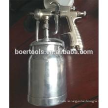 Hochwertiges HVLP Spritzpistole mit 1000ml Saugnapf MP410S