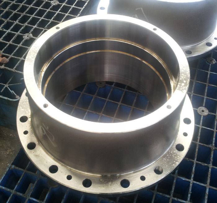 Finish machined Reduction box shell