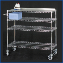 Cooler carrinho para padaria e cozinha comercial (TR904590A3CW)