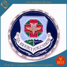 Benutzerdefinierte USA 3D Military Challenge Münzen mit Diamant Cut (LN-0171)