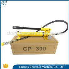Melhor Escolha a ferramenta de friso hidráulica manual da bomba de movimentação da mão esquerda de pressão de óleo