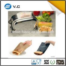 Échantillon gratuit Sac à grille PTFE réutilisable sac à bandoulière sandwich facile avec le prix le plus bas