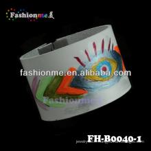 Engravable bracelets de cuir en gros FashionMe